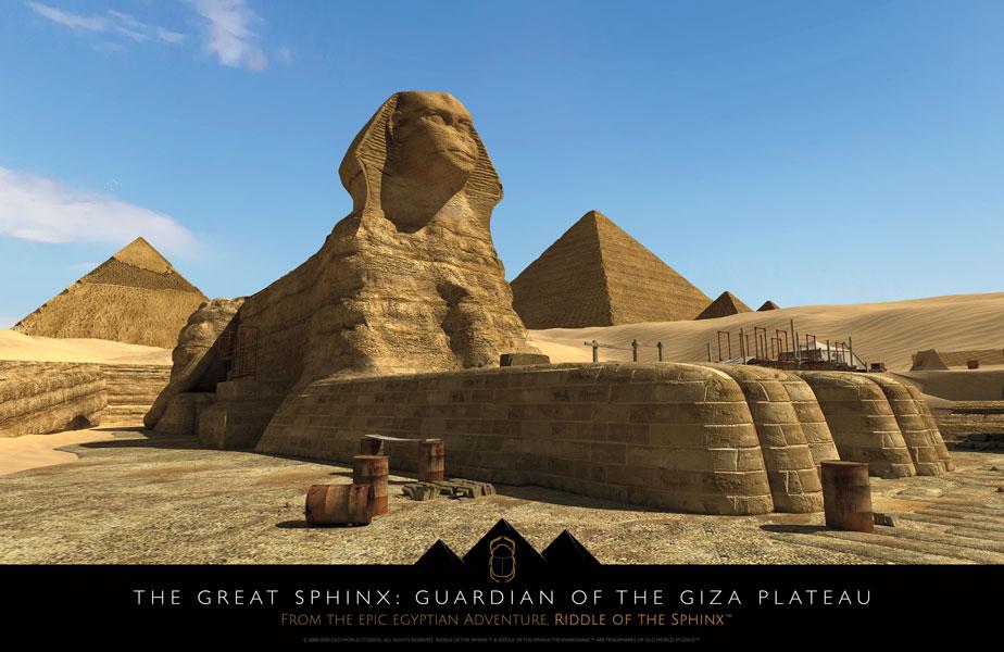 Sphinx Daytime
