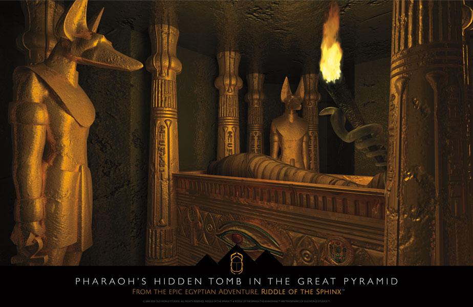 Hidden Tomb